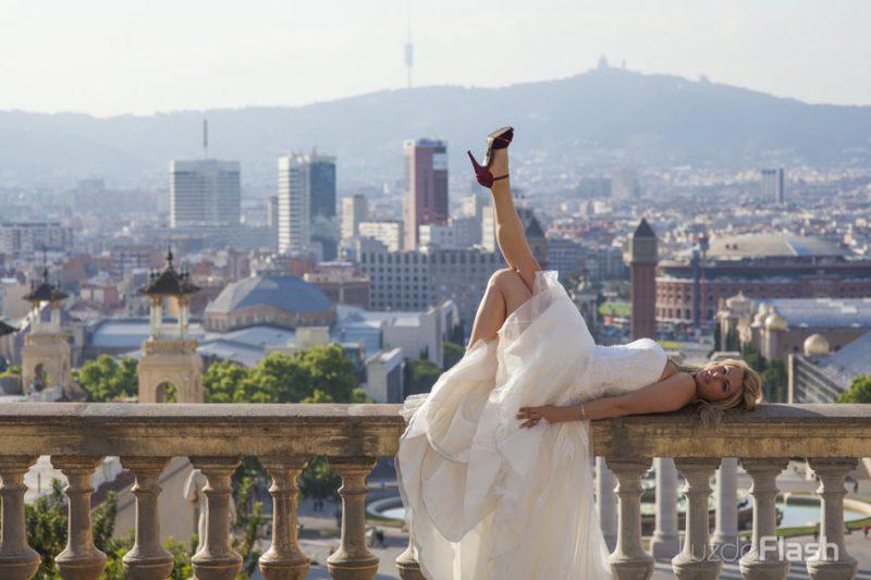 Fotos de postboda en la ciudad de Barcelona (15)